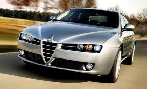 Chiptuning Alfa Romeo 159