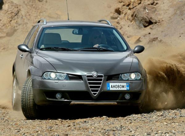 Chiptuning Alfa Romeo Crosswagon Q4 1.9 JTD 150 pk
