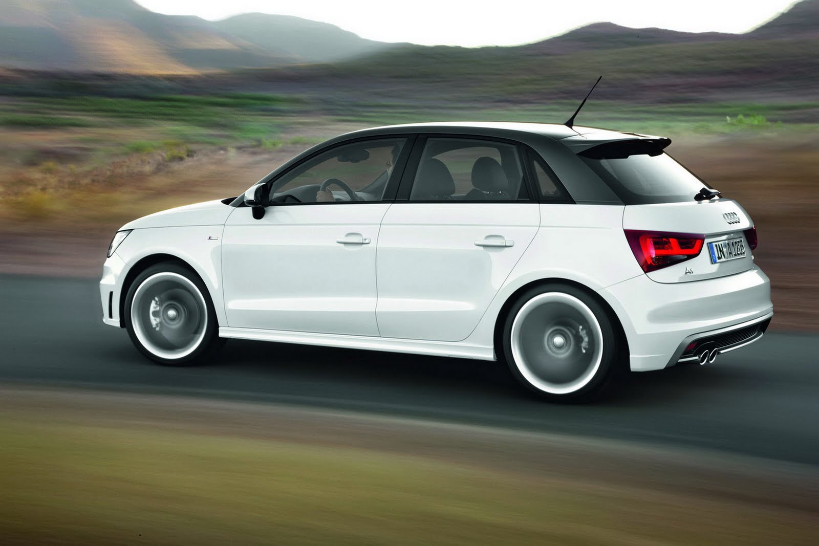 Chiptuning Audi A1