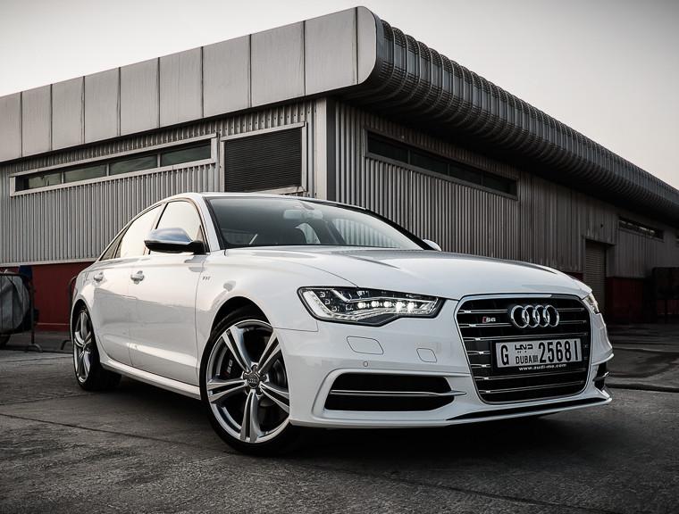 Chiptuning Audi S6