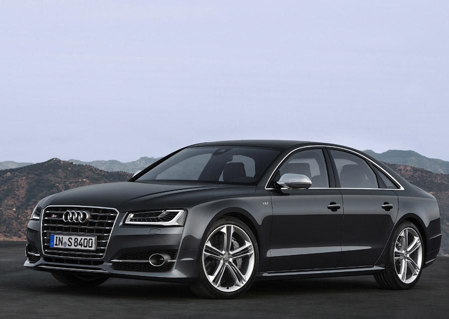 Chiptuning Audi S8