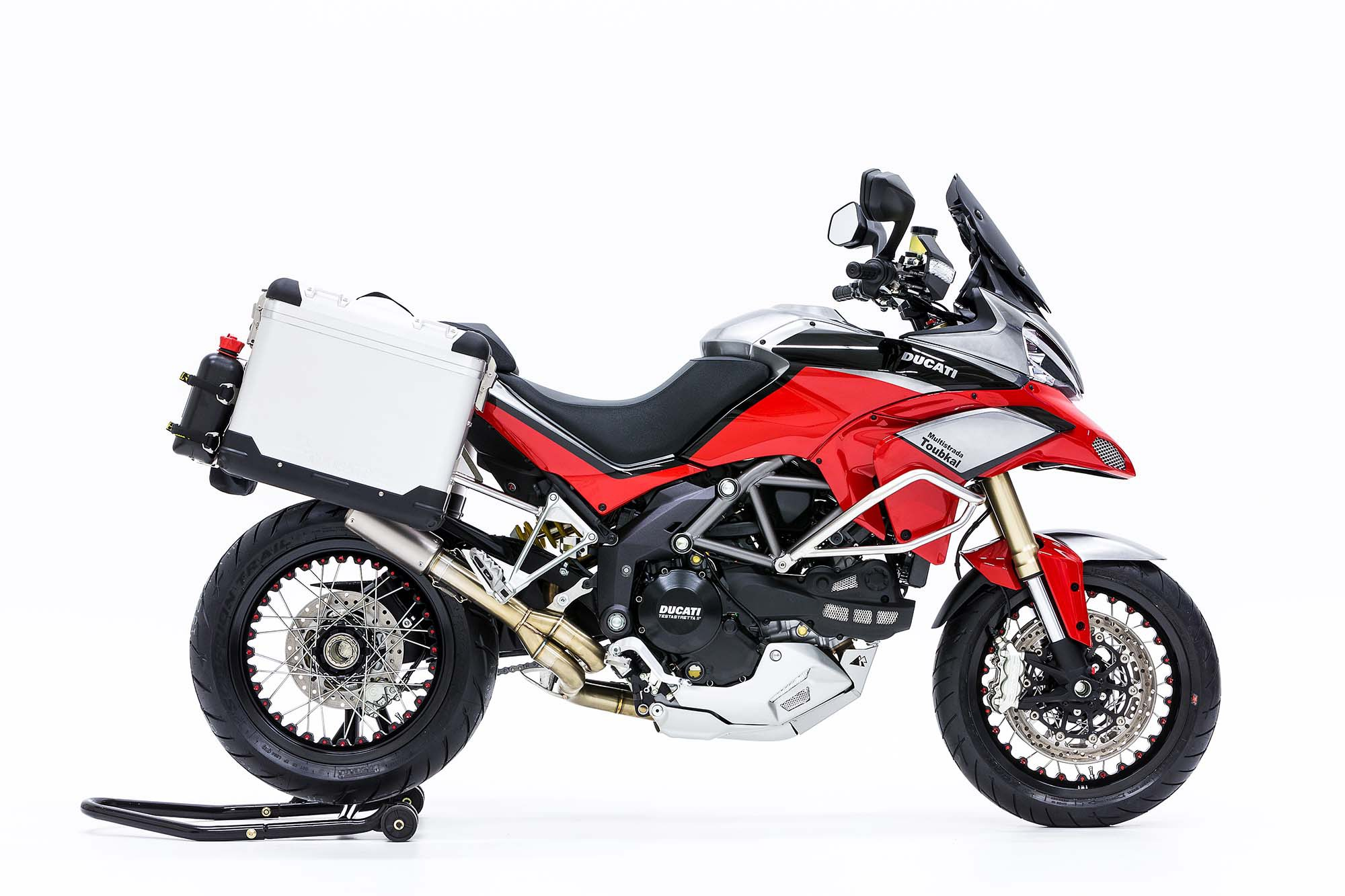 Chiptuning Multistrada 1100 93pk