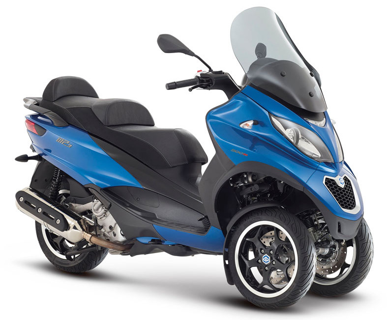 Chiptuning Piaggio Mp3 300 ie 22 pk