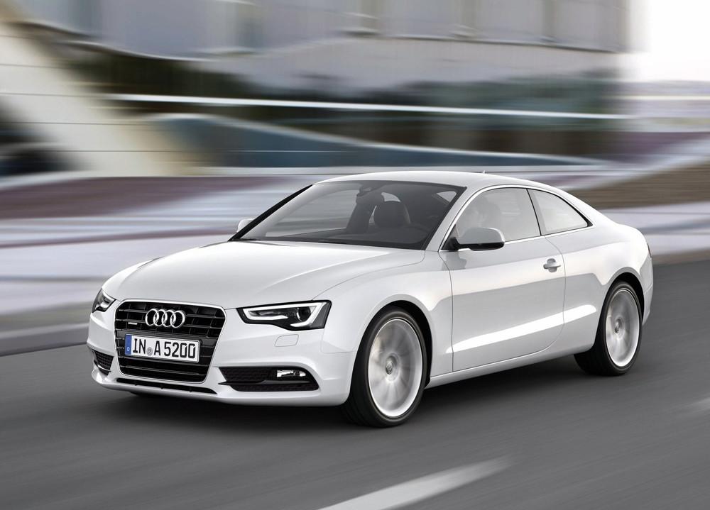 Chiptuning Audi A5