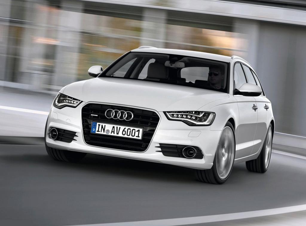 Chiptuning Audi A6