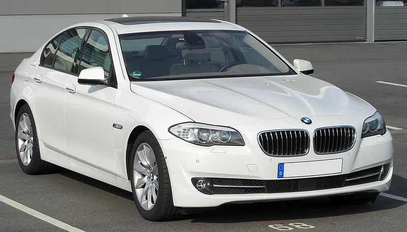 Chiptuning BMW 520i E60 170 pk