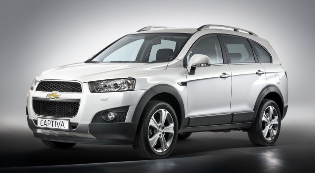 Chiptuning Chevrolet Captiva 2.4i 136 pk