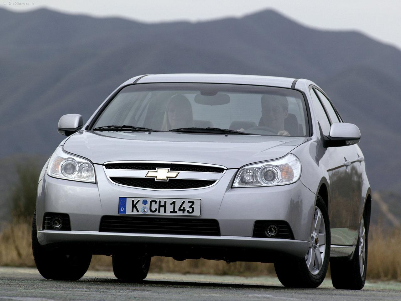 Chiptuning Chevrolet Epica 2.0 VCDI 150 pk