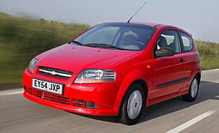 Chiptuning Chevrolet Kalos 1.2i 75 pk