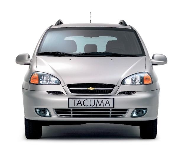 Chiptuning Chevrolet Tacuma 1.6i 105 pk