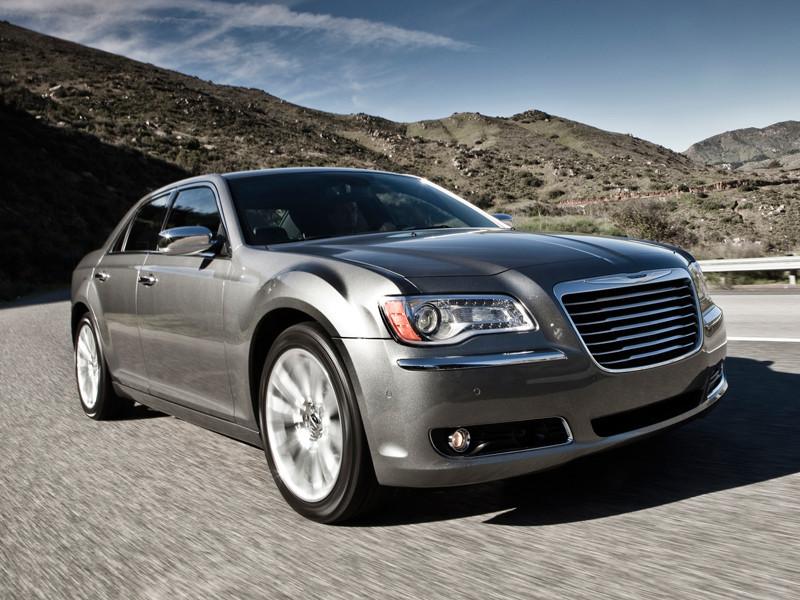 Chiptuning Chrysler 300C 3.0 V6 CRD 218 pk