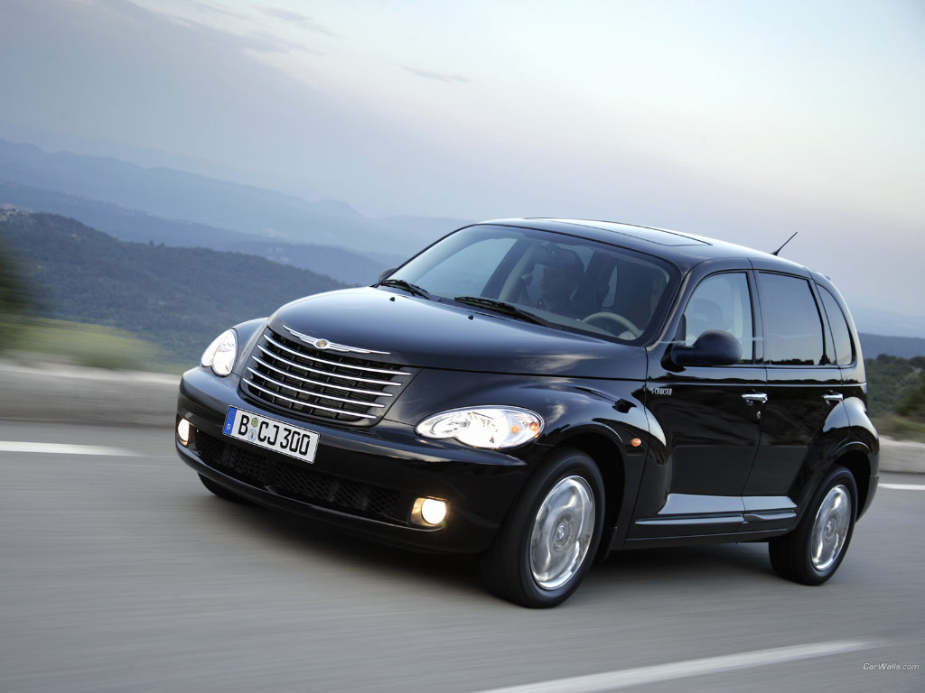 Chiptuning Chrysler PT Cruiser 1.6i 115 pk