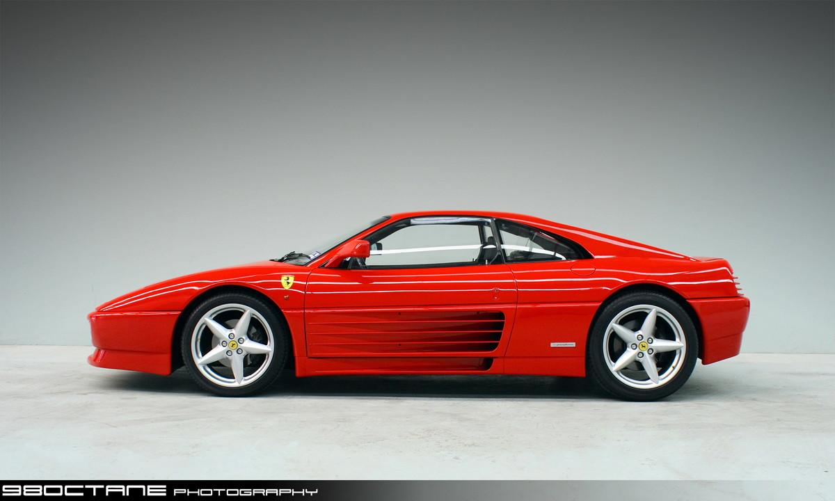 Chiptuning Ferrari 348 TS/TB 299 pk