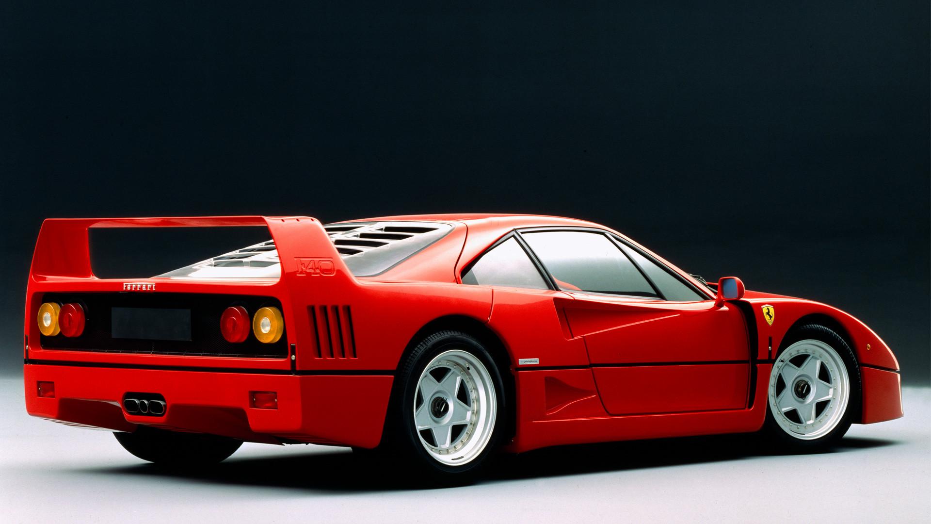 Chiptuning Ferrari F40 515 pk