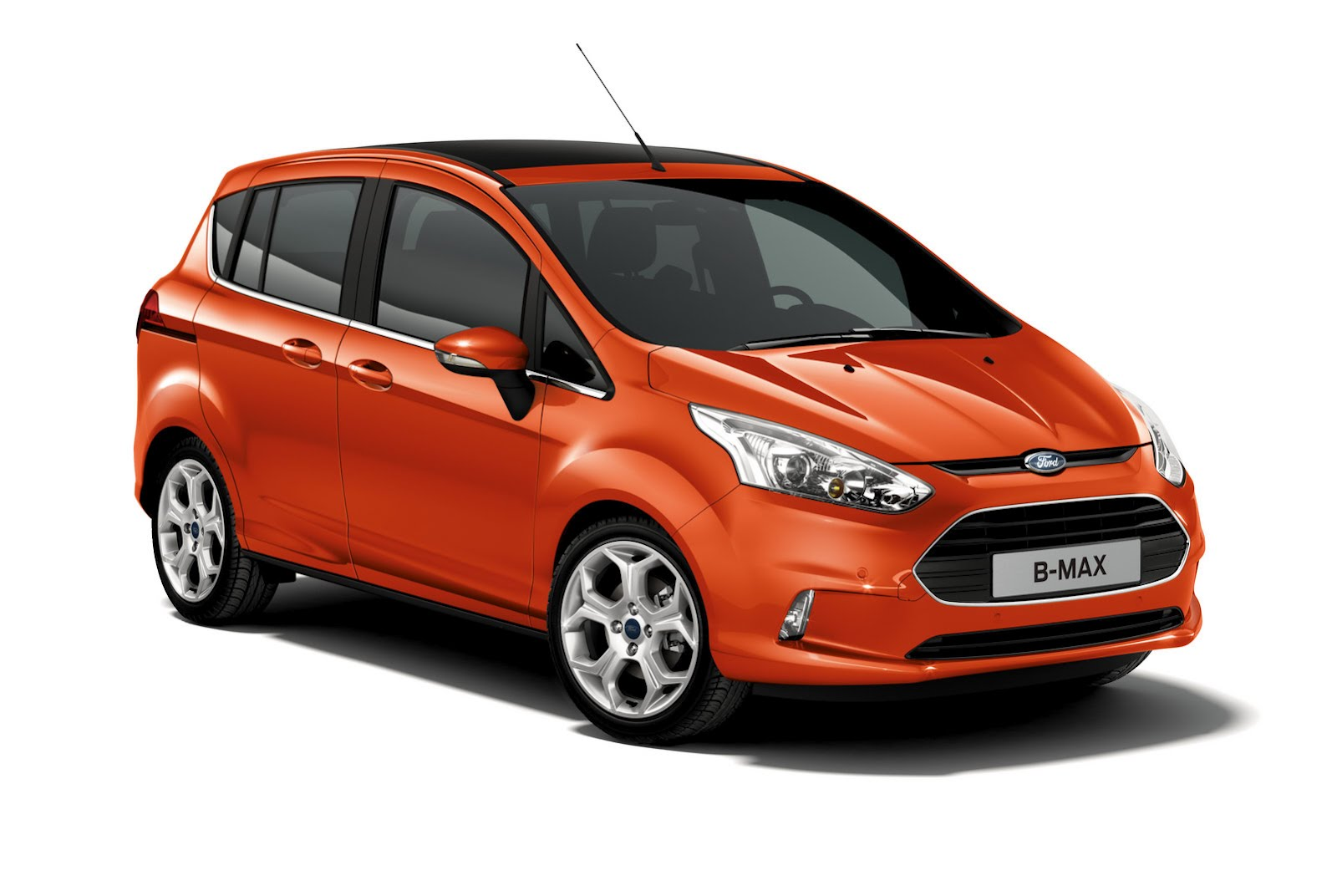 Chiptuning Ford B-max 1.0 Ecoboost 120pk