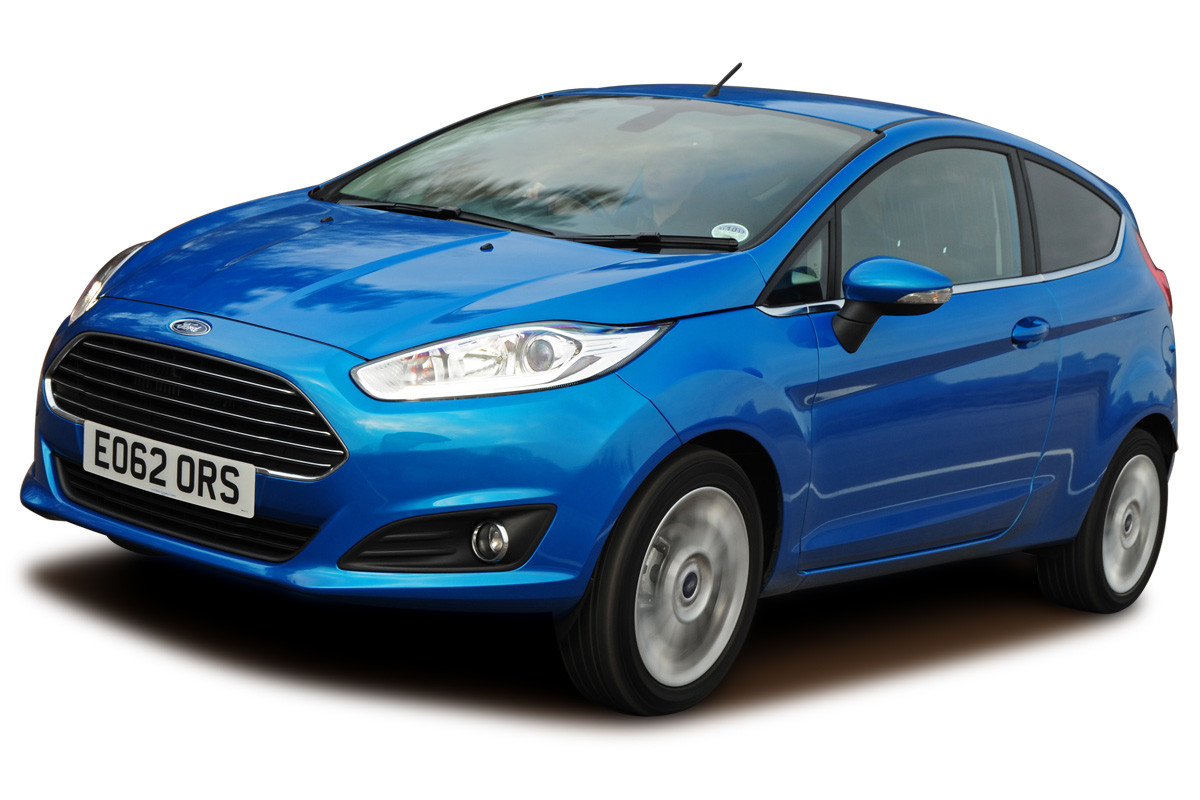 Chiptuning Ford Fiesta 3 1.2 75 pk