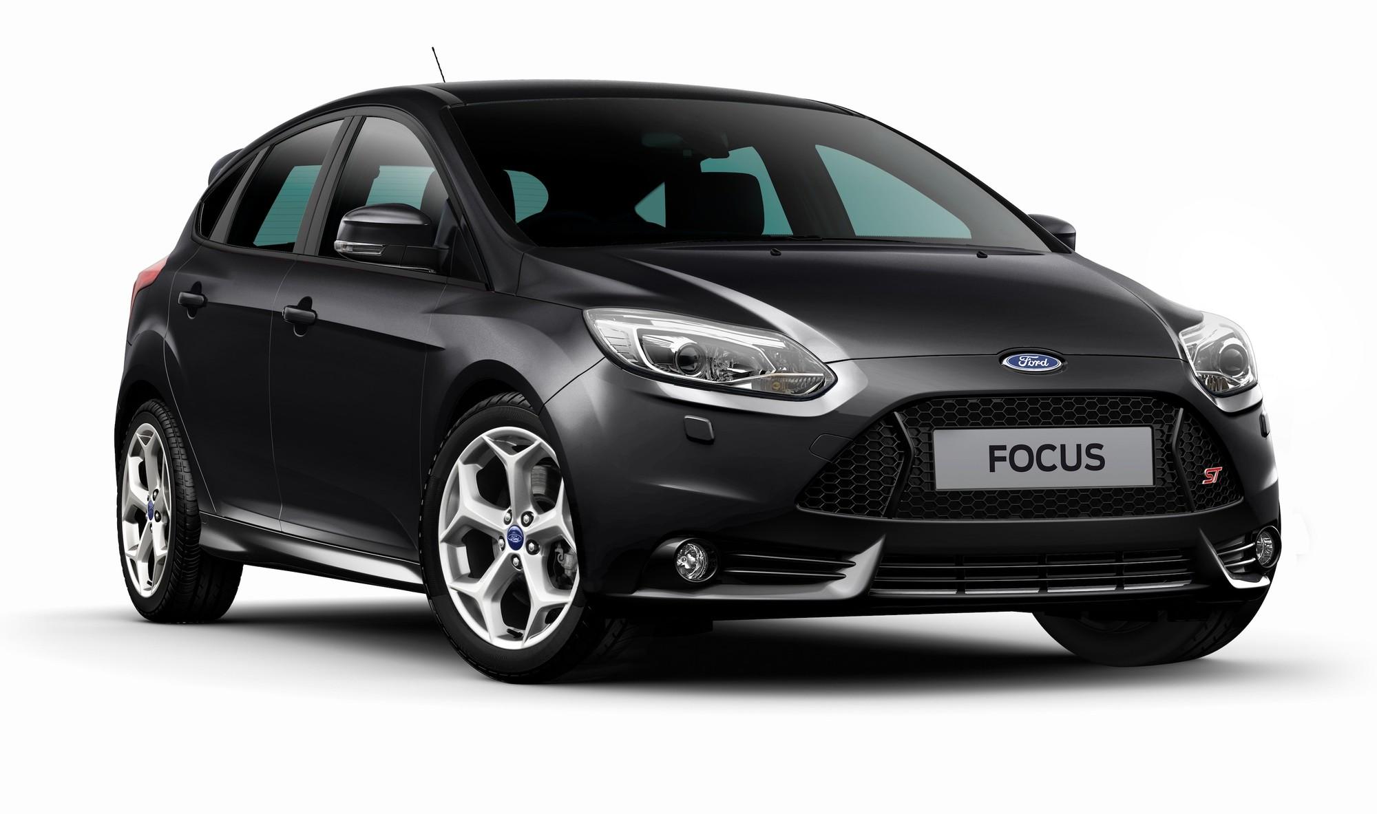 Chiptuning Ford Focus ST 2.0 Ecoboost 250 pk