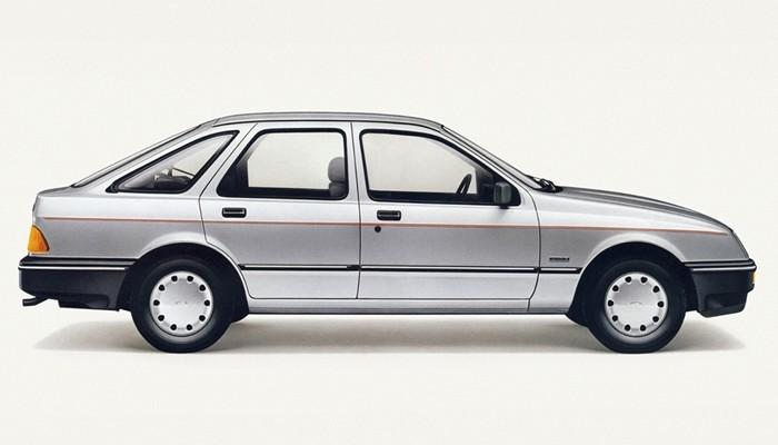 Chiptuning Ford Sierra 2.0 120 pk