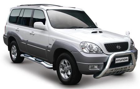Chiptuning Hyundai Terracan 2.9 CRDI 163 pk