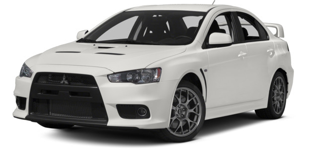Chiptuning Mitsubishi Evolution X 295 pk