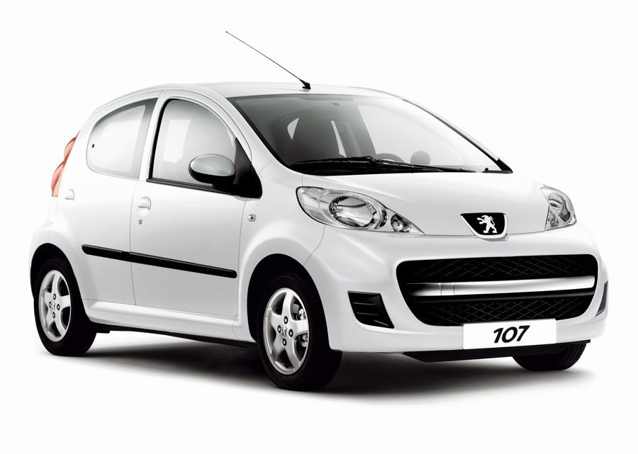 Chiptuning Peugeot 107 1.4 HDI 55 pk