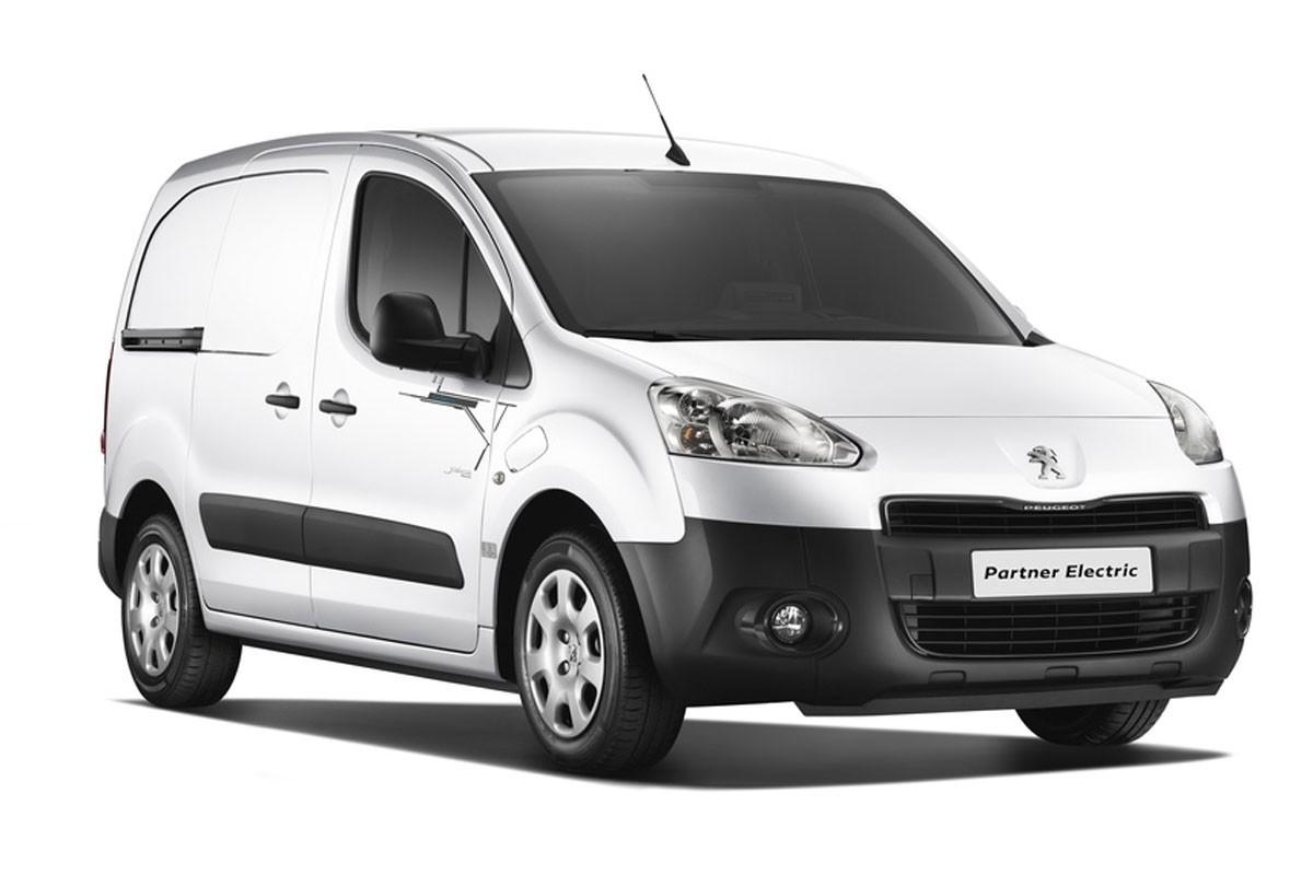 Chiptuning Peugeot Partner 1.2 PureTech 110 pk