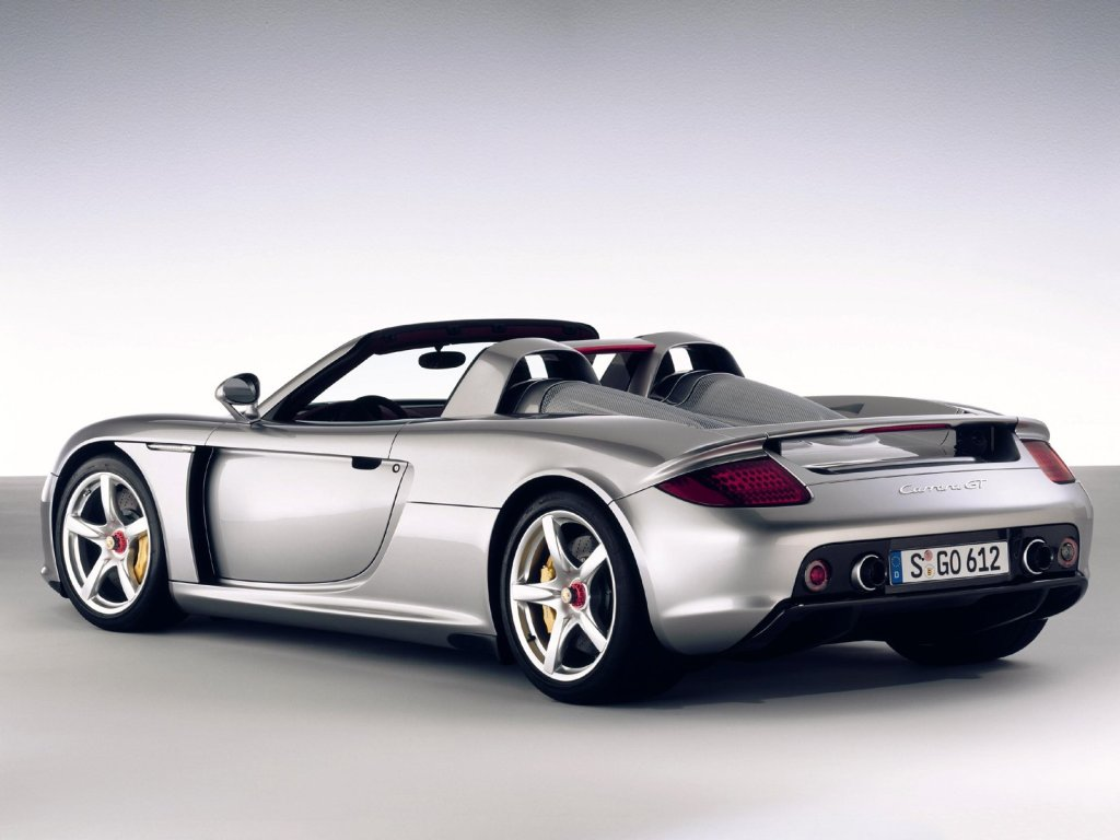 Chiptuning Porsche Carrera GT 6.0 V10 612 pk