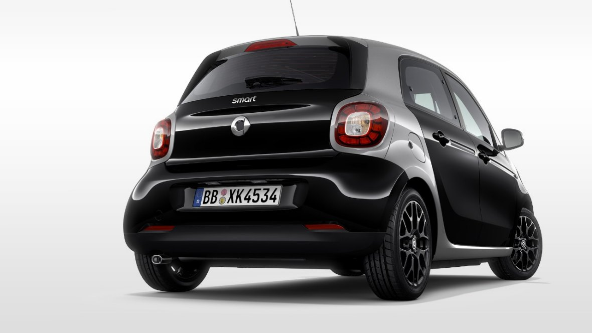 Chiptuning Smart ForFour 1.0i 61 pk