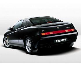Chiptuning Alfa Romeo GTV 2.0 V6 Turbo 202 pk