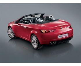 Chiptuning Alfa Romeo Spider 3.2i JTS V6 260 pk