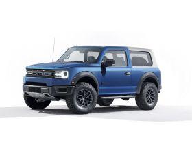 Chiptuning Ford Bronco 2.3 Ecoboost 274 pk