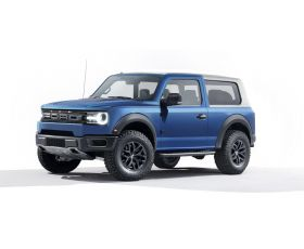 Chiptuning Ford Bronco 2.7T Ecoboost 330 pk