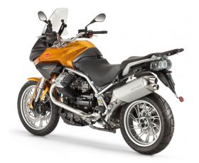 Chiptuning Moto Guzzi Stelvio 1200 nxt 105 pk
