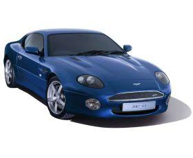 Aston Martin DB7 GT 6.0 V10 435 pk