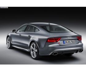 Chiptuning Audi RS7 4.0 TFSI Perfomance 605 pk