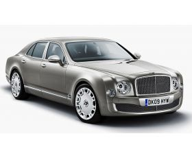Chiptuning Bentley Mulsanne 6.8 512 pk