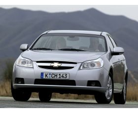 Chiptuning Chevrolet Epica 2.5i V6 156 pk