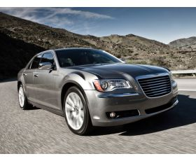 Chiptuning Chrysler 300C 3.0 V6 CRD 211 pk