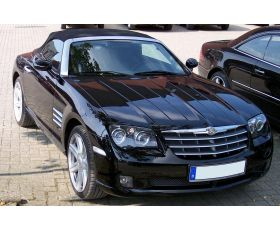 Chiptuning Chrysler Crossfire 3.2 V6 218 pk