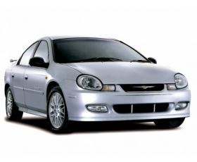 Chiptuning Chrysler Neon 1.6i 115 pk
