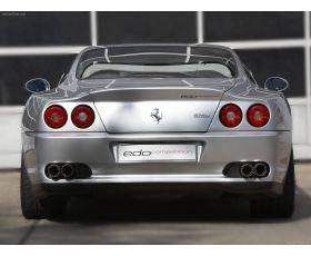 Chiptuning Ferrari 575M Marenello 515 pk