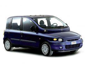 Chiptuning Fiat Multipla 1.9 JTD 101 pk