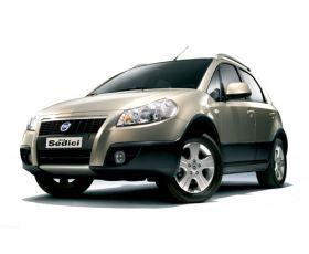 Chiptuning Fiat Sedici 1.6i 120 pk