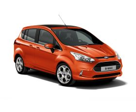 Chiptuning Ford B-Max 1.0 Ecoboost 125 pk