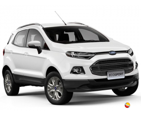 Chiptuning Ford Ecosport 1.0 Ecoboost 125 pk