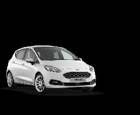 Ford Fiesta mk8 1.0 Ecoboost 125 pk