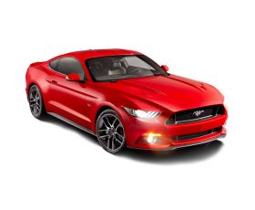 Chiptuning Ford Mustang 5.0 V8 418 pk
