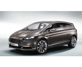 Chiptuning Ford S Max 2.5 Turbo 220 pk