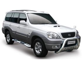 Chiptuning Hyundai Terracan 2.9 CRDi 150 pk
