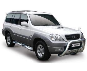 Chiptuning Hyundai Terracan 3.5 V6 194 pk